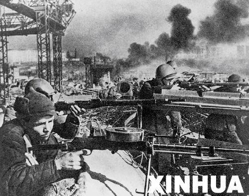 """二战期间苏联曾设""""国际妓院""""犒劳美英海军?"""
