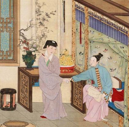 中国古代性生活不重视乳房性感的中心是僵尸小脚性感大全漫画图片图片