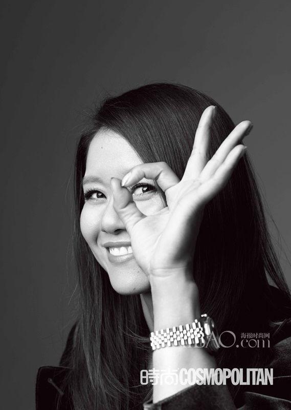 李娜最新写真惊艳四座 女神范儿十足 - 国防绿 - ★☆★国防绿JL★☆★