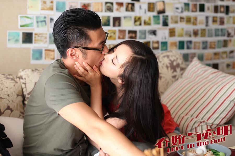 春娇与志明》3月30日上映曝杨幂与余文乐激吻