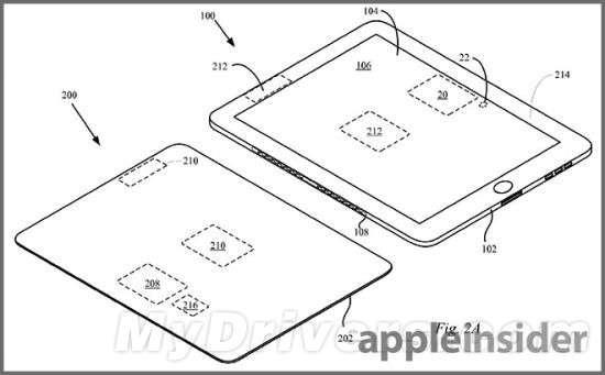 电路,要想实现无线充电智能通过未来的ipad机型达成