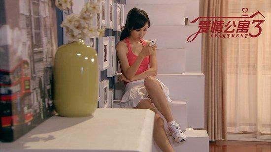 性感网球诺澜_刘萌萌借《爱情公寓4》诺澜再火