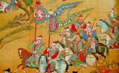古代的警卫部队:周朝警卫重出身 宋代规模最大