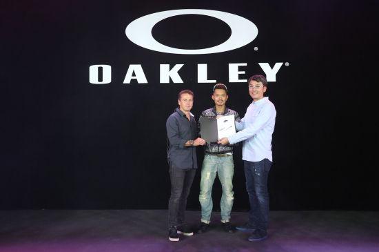 oakley visor  oakley