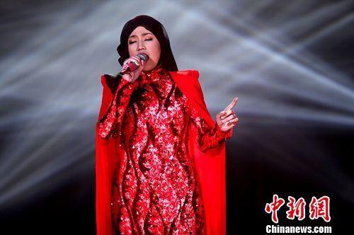 茜拉加盟《我是歌手2》张宇曾任其导师(图)