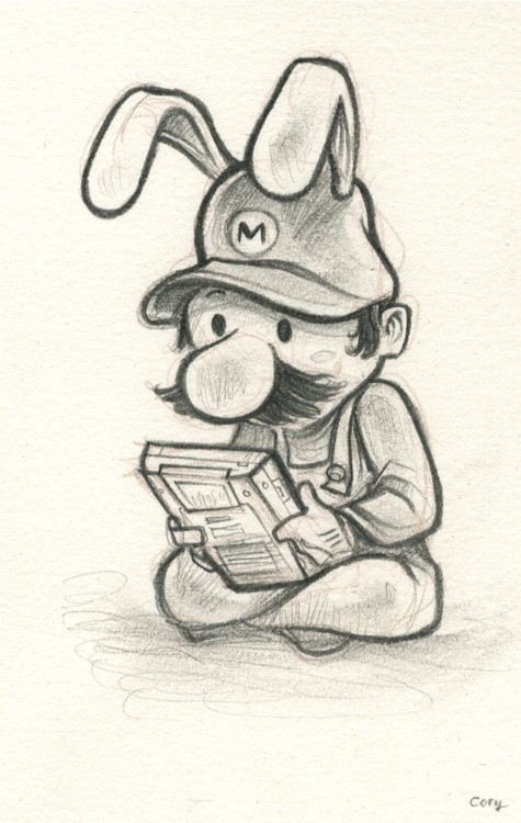 素描画卡通人物皮卡丘_简单的素描画大全