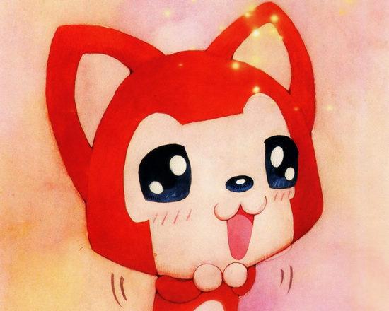 网络表情逆袭 萌狐狸阿狸将被作为网游主角