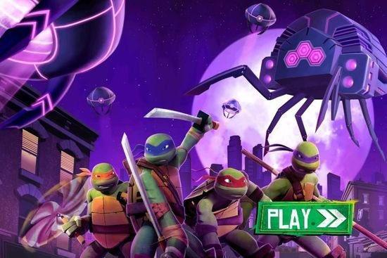 """第一次见到忍者神龟,是在儿时的家中,那台雪花点点的黑白电视机里。英勇果断的达·芬奇、急性子拉斐尔、乐天派米开朗基罗、发明狂多纳泰罗,还有他们的斯普林特老师,这""""四龟一鼠""""的英雄组合给我的童年留下了快乐记忆。 出于对""""忍者神龟""""类游戏的喜爱,笔者在初见《忍者神龟:屋顶狂飙》时,曾怀有相当大的期待。尤其是游戏开始界面那四只3D建模、栩栩如生的神龟,还有那盘旋在空中的外星飞船,让笔者觉得这应该是一款内容丰富的大作,至少对得起为它所花费的12个大洋。但"""