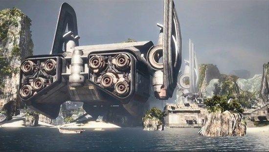 E3 2013 泰坦降临游戏画面_003