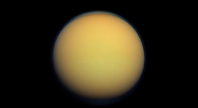 土卫六生命特征气体的产生或早于土星