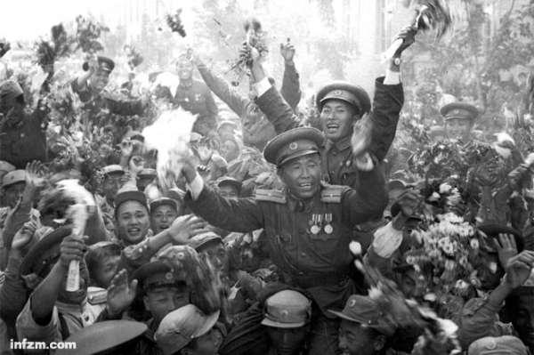韩国拟向中方交还志愿军遗骸 民政部称相关工