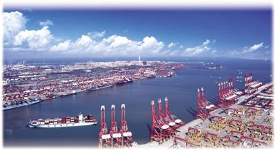青岛建设一流保税港区 争当科学发展排头兵