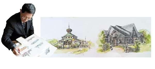 新版哈尔滨手绘旅游地图即将上市