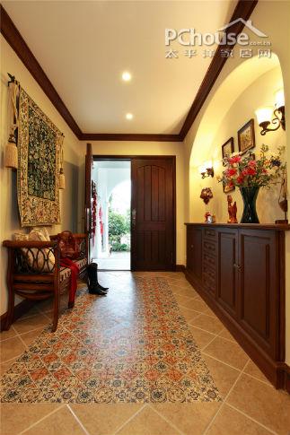 入门玄关设计高清图片