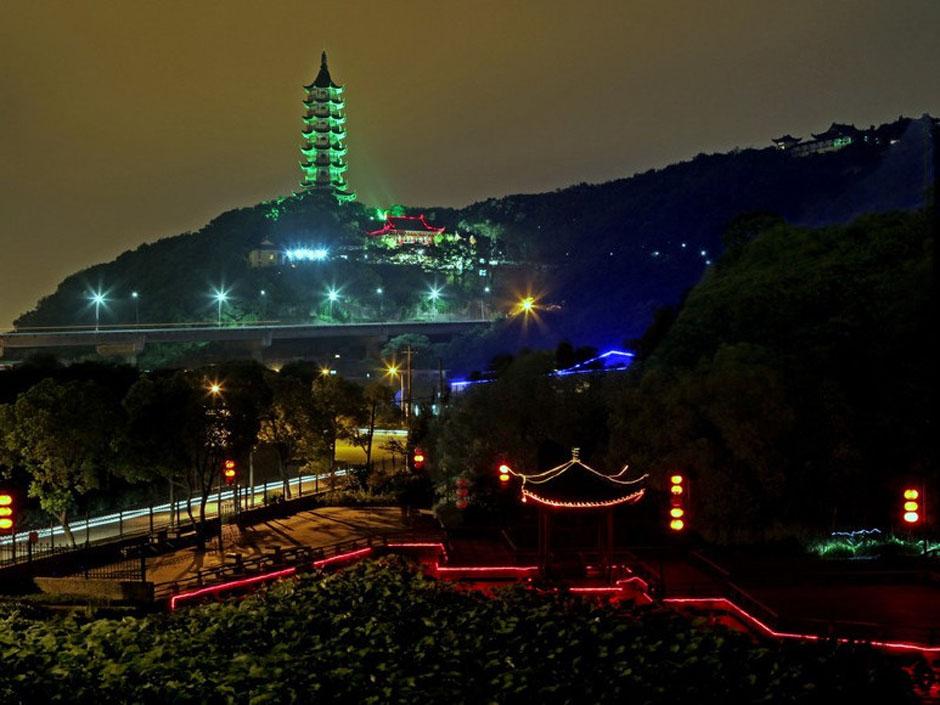 招宝山风景区_宁波频道_凤凰网
