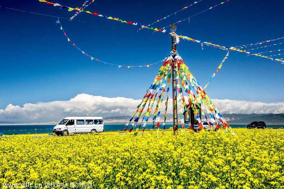 """眼睛想旅行 西北""""好色""""之旅寻找中国最艳丽的风景 (1"""