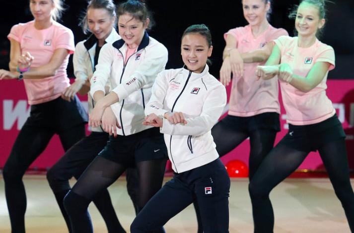 韩体美女跳舞 频道