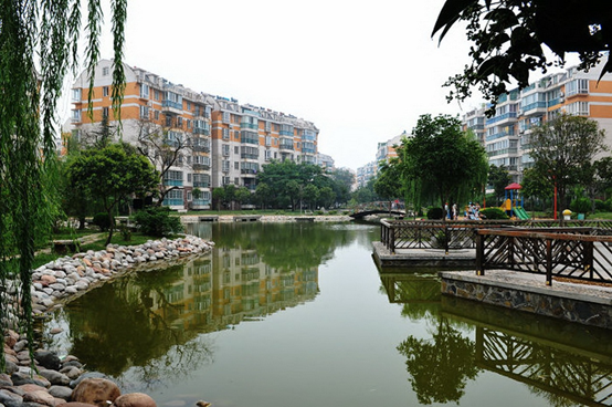 淮北绿色发展理念推动城市转型升级