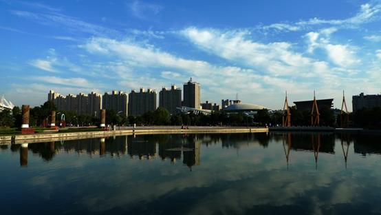 淮北市全方位打造山水生态宜居城市