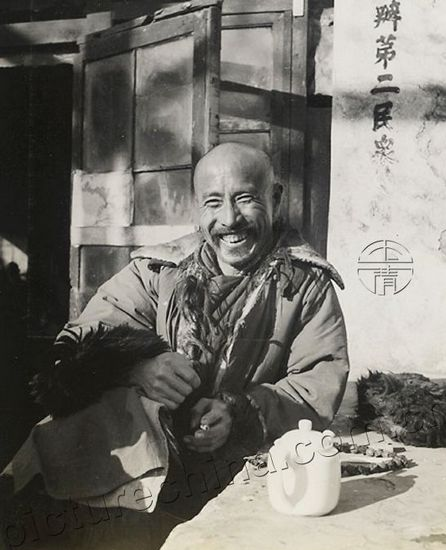 民国时期北京街头老照片(组图)
