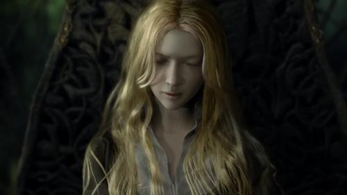 金发美女奥琪德娜
