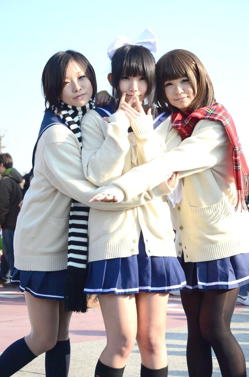 日本三美女首发单曲