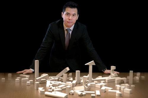 常州恐龙园股份有限公司董事长沈波-常州恐龙园股份转型 领军打造中