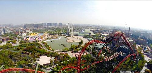 常州恐龙园股份转型 领军打造中国 模块娱乐 产业