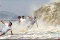 杭州鬼王潮来袭多人被打伤1人不幸遇难