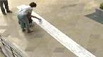 73岁太婆用铅笔画出成都版清明上河图 width=