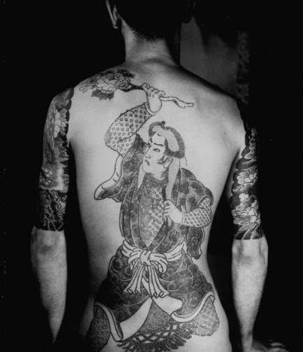 孙悟空后背纹身图案大全