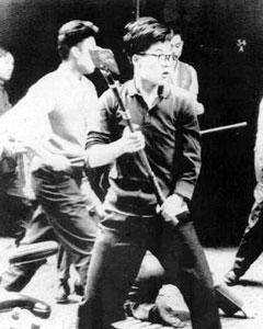 """1967年全球""""闹革命""""的红卫兵"""