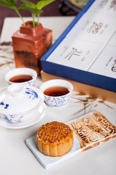 沈阳万达文华酒店推出精装中秋月饼礼盒