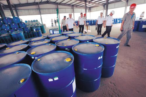 沈阳开展危险化学品和易燃易爆物品安全专项整治