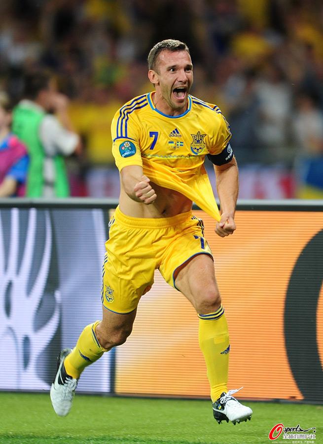 欧洲杯d组乌克兰21瑞典[清