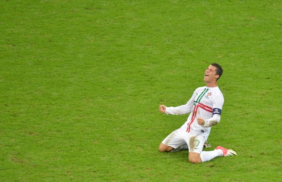 欧洲杯1/决赛葡萄牙10捷克[清