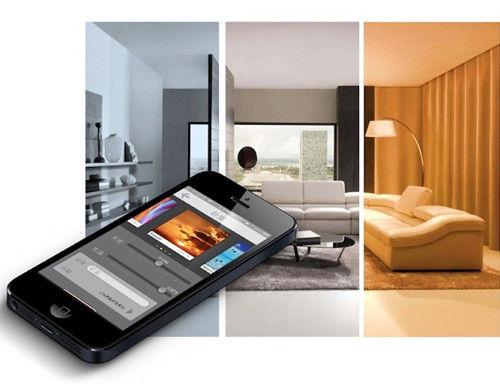 炫酷智能家居:情景模式智能灯和远程温控器