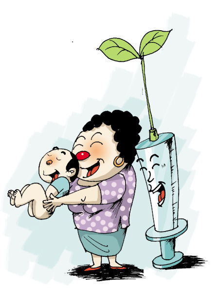 儿童预防接种日:孩子出生,疫苗究竟打不打?