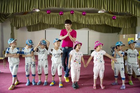 公皋村儿童娱乐区