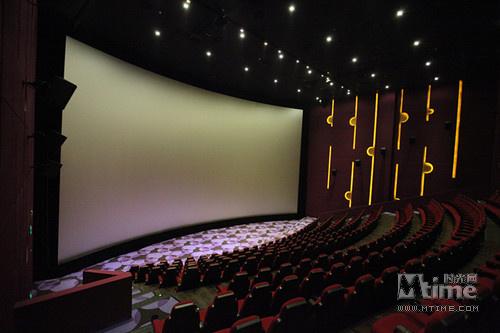 中国巨幕(dmax)影厅照