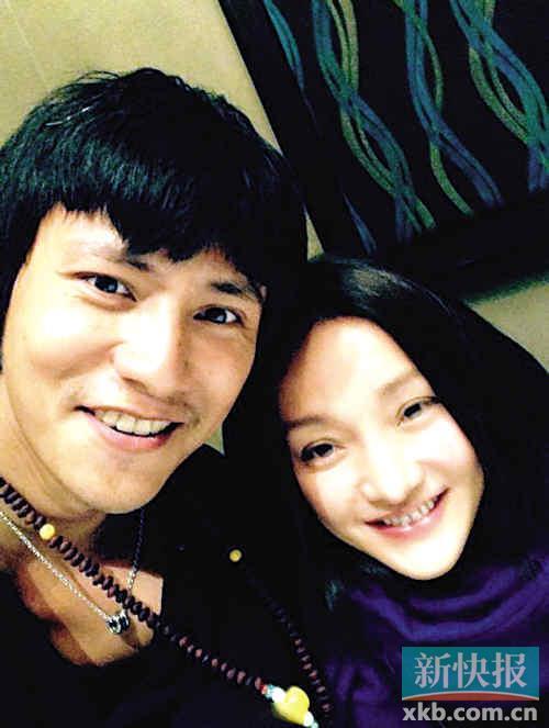 周迅身边那位帅哥 是陈坤的亲弟弟 娱乐频道