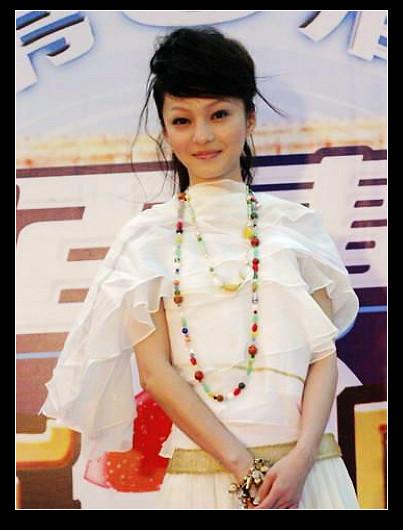 《歌坛美少女安琪拉成长日记:张韶涵