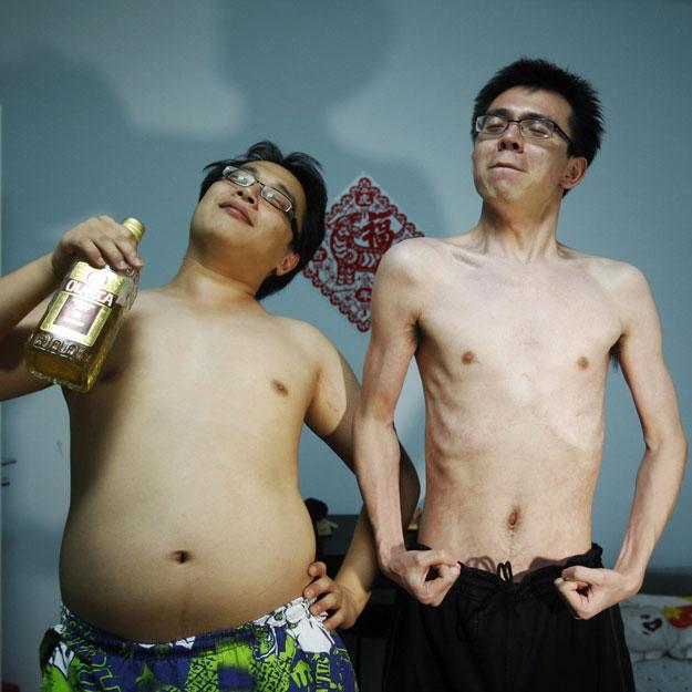 2010金镜头日常生活类组照铜奖-我们正年轻[高清大图]
