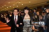 谭咏麟、叶童出席2011中国慈善排行榜明星慈善夜活动