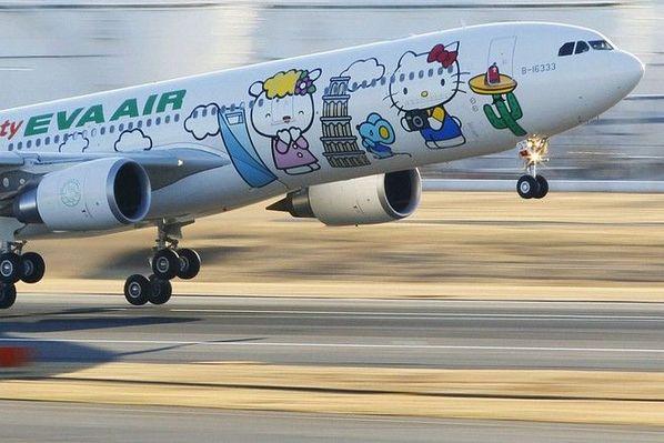 台湾推Hello+Kitty飞机空姐全球着主题登机制服排名情趣内衣粉色图片