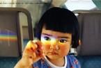 川岛小鸟的未来酱花都巴黎旅行照