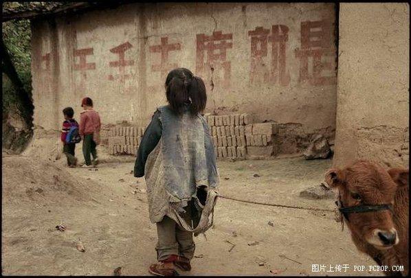 中国贫困儿童剪影_公益频道