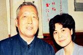 于是之担任北京人民艺术剧院院长期间合影。