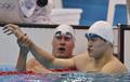 孙杨获400米自由泳预赛第一 朴泰桓犯规出局