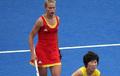 女子曲棍球小组赛 中国0-0战平比利时